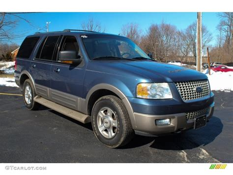 Ford Expedition 2003 by Medium Wedgewood Blue Metallic 2003 Ford Expedition Eddie