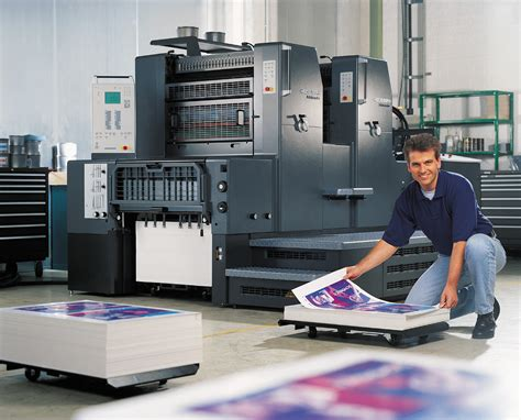 Do You Know The Biggest Printing House From Italy