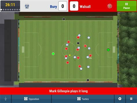 football manager mobile football manager mobile 2018 review are those tactics in