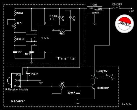 membuat perangkap tikus dengan infra merah elektronika alarm menggunakan infra merah