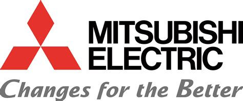 mitsubishi electric and logo mitsubishi electric contribui com a forma 231 227 o de