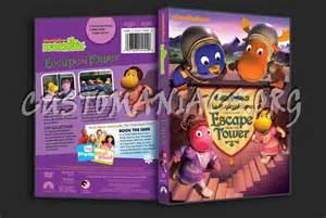 Backyardigans Escape From The Tower The Backyardigans Escape From The Tower Dvd Cover Dvd
