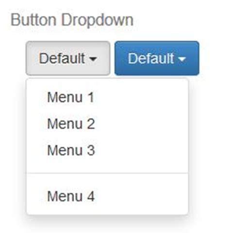 membuat menu dropdown bootstrap membuat button dropdown pada bootstrap