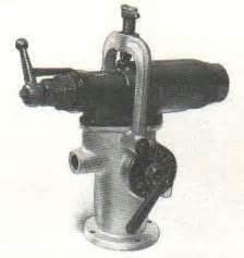 lade bassa pressione bruciatori a gas
