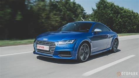 Audi Tts Test by Audi Tts Test Otopark