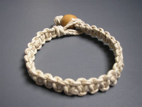 hemp bracelet with 3 hemp bracelets and or anklets on storenvy