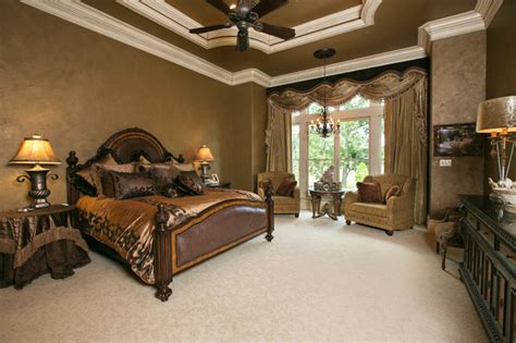 Mediterranean Bedroom Design Master Bedroom Mediterranean Bedroom Other Metro By Terry M Elston Builder
