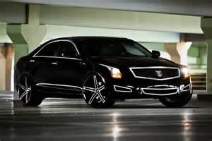 Cadillac Ats Rims 2014 Cadillac Ats On 20 Quot Lexani Wheels