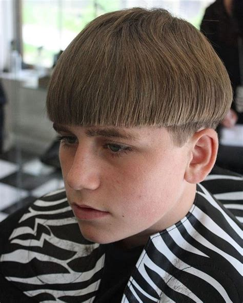 boys haircut with sides 17 best images about bowlcut on pinterest comb over