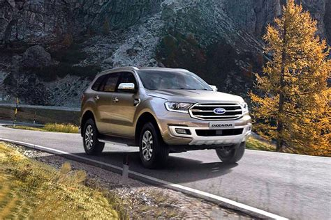 ford endeavour images endeavour interior exterior  gallery