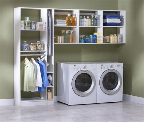 desain ruang laundry sederhana