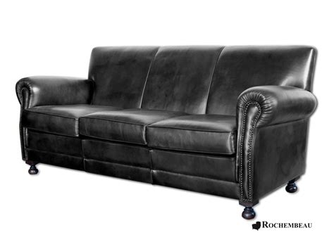 Liverpool Sofa by Leather Liverpool Club Bench Sofa 2 Seater Sofa