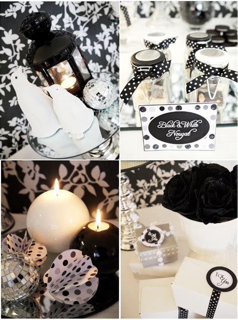 party themes black black white and gold party ideas memes