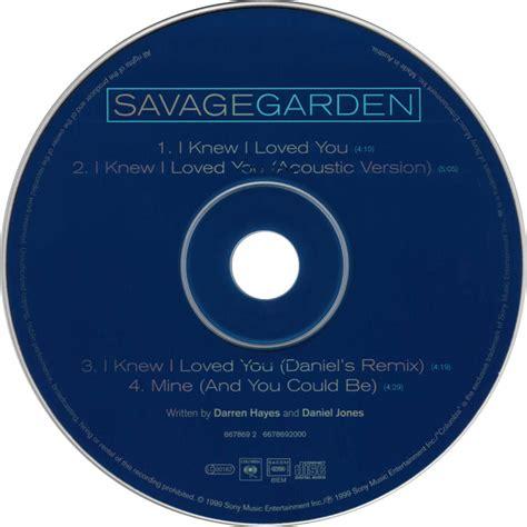 Cd Zorv Album Savage index of caratulas s savage garden