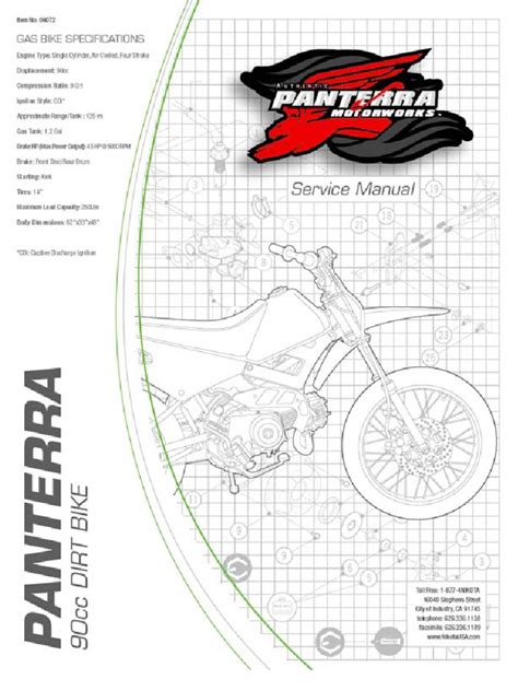 panterra 90cc atv wiring diagram 32 wiring diagram