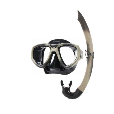 Mask Seac One Pirana seac one combat mask snorkel