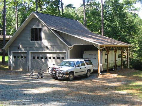 3 car detached garage rbgarage