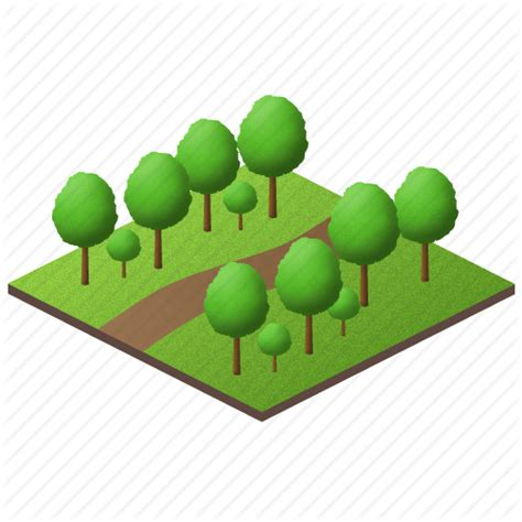 Garden Icon by Clear Fruits Garden Gardening Green Nature Park