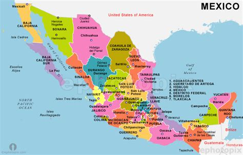 the map of mexico states isa journal emily lucente