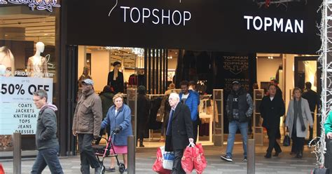 Topshop Sale Launches Today by Topshop Launches Its Black Friday Sale With Up To 50