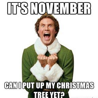November Meme - 33 memes about being quot too soon quot for christmas decorations