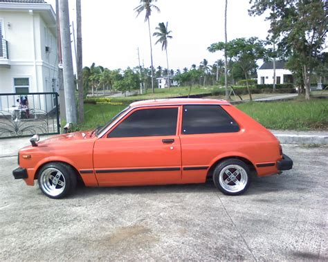 1981 Toyota Starlet Rufis Kp 1981 Toyota Starlet Specs Photos Modification