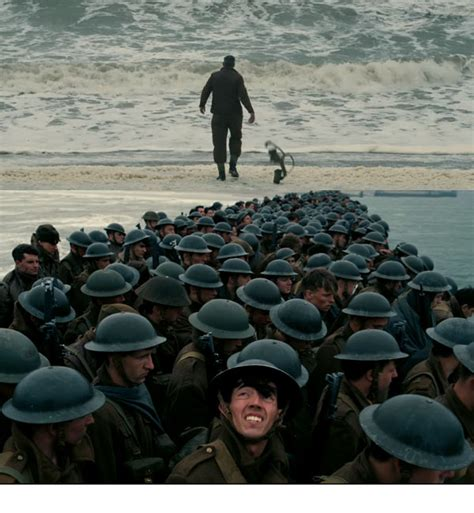 where was the film dunkirk made dunkirk teaser after exploring space in interstellar