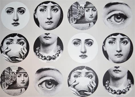 Fornasetti Wallpaper blog Sara Lowman Interiors