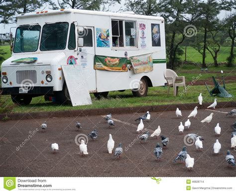 places to sell puppies for free white food truck in hawaii editorial stock image image 46828714
