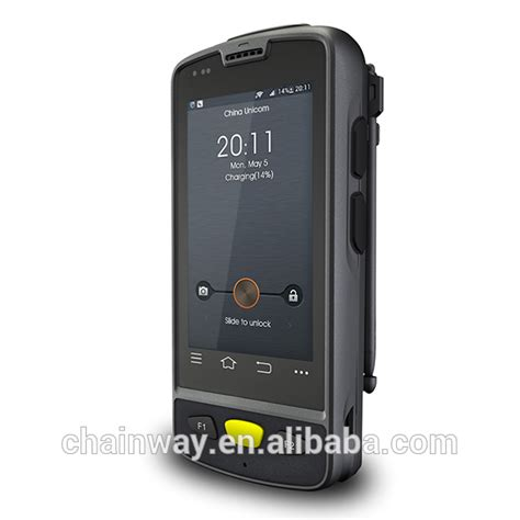 tutorial android barcode scanner chainway c4000 android pda with barcode scanner and rfid