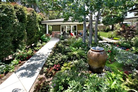 orange county california residential landscape design traditional landscape orange county