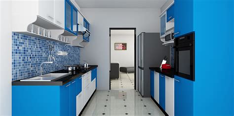 Small Parallel Kitchen Design Select Modular Kitchen In Delhi India Kitchen Designs For Selection