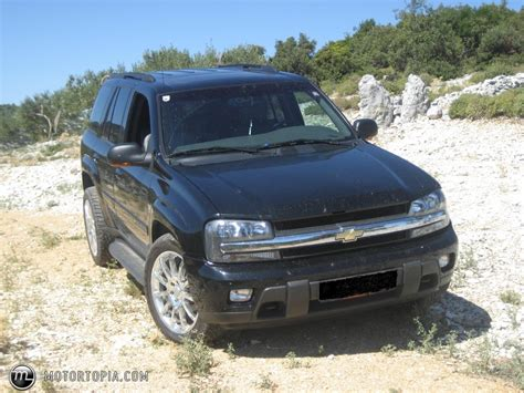 2003 chevrolet trailblazer information and photos momentcar 2003 chevrolet trailblazer information and photos momentcar