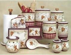 country hearts and stars bathroom decor kitchen on pinterest primitives stars and berries