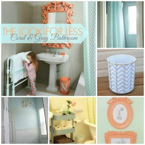 blue and coral bathroom blue and coral bathroom 28 images retro bathrooms
