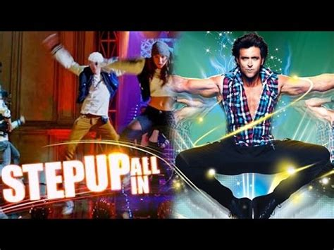 step up filmzenék hrithik roshan to work in step up 6 youtube