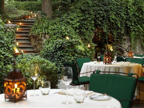ristoranti roma con giardino ristoranti con giardino 16 indirizzi tra e roma