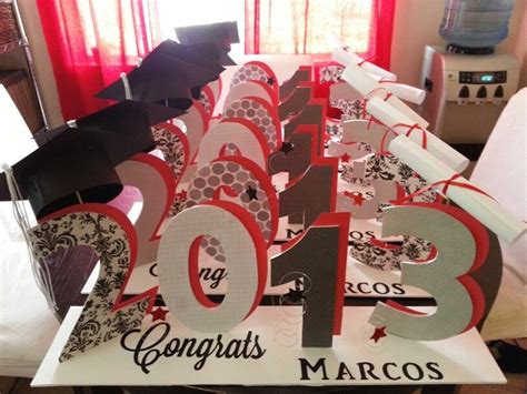 Mba Monday Cap Table by Article With Tag Graduation Centerpiece Ideas With Photos
