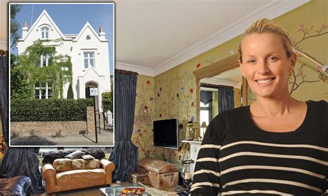 house partys  davinia taylor  selling  million london home daily mail