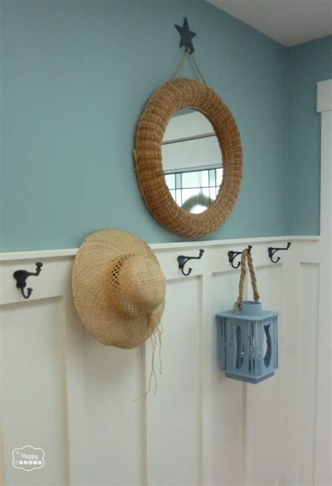 One Room Three Ways A Coastal Inspired Boho Chic And Wall Hooks For Room