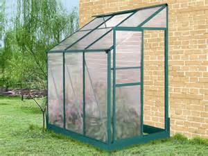 mini serre de jardin ou balcon polycarbonate capucine 0 8m2