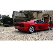 Ferrari Testarossa Drive And Review  YouTube