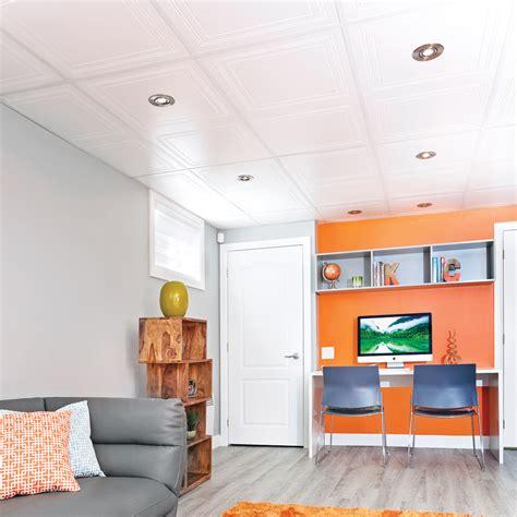 Plafond Suspendu by Comment Installer Un Plafond Suspendu En 233