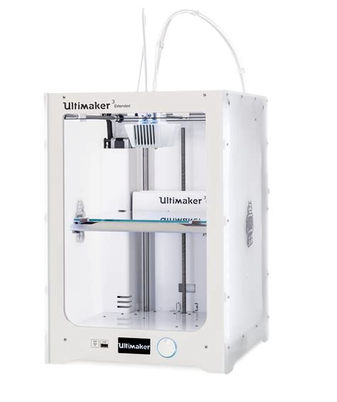 Printer 3d Ultimaker ultimaker 3 extended 3d printers