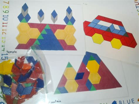 pattern block smartboard activities general conference activities pattern blocks cards 01