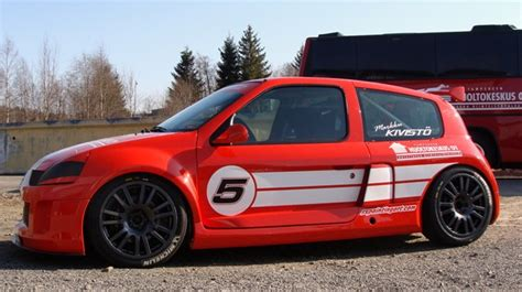 renault clio v6 rally car renault clio v6 trophy race cars for sale at raced