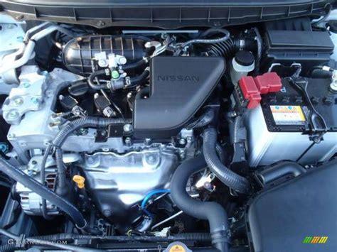 nissan rogue 2 5 engine 2011 nissan rogue sv 2 5 liter dohc 16 valve cvtcs 4