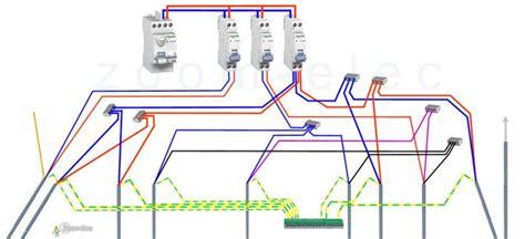 tutoriel tableau electrique tableau electrique circuits s 233 jour 233 lectricit 233 salle 224