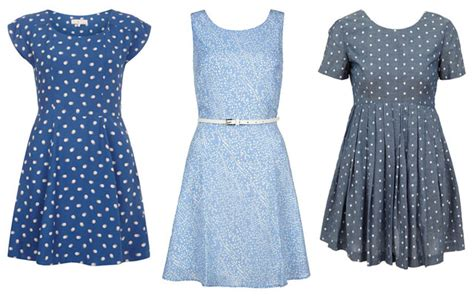 Bb Dress Jumbo Salur Blue loving kate middleton s packham polka dot dress get the look with cosmo
