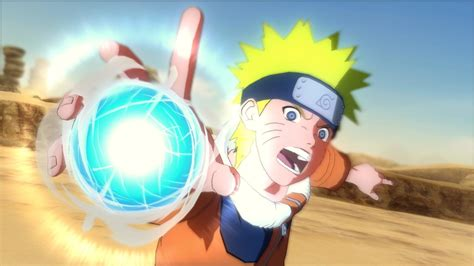 wallpaper game naruto naruto rasengan full hd wallpaper and background
